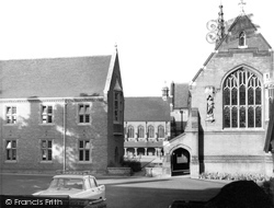 Berkhamsted, School c.1960