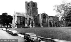 Berkhamsted, St Peter's Church c.1965