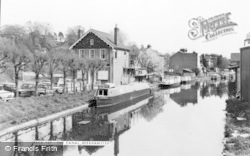 Berkhamsted, The Canal c.1965