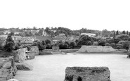 Berkhamsted, The Castle c.1960