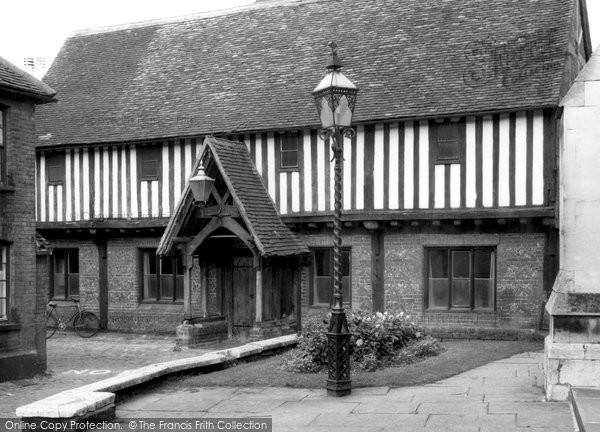 Berkhamsted, The Court House c.1960