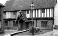 Berkhamsted, The Court House c.1960