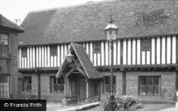 Berkhamsted, The Old Court House c.1960