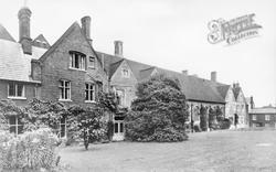 Berkhamsted, The School, Headmasters House c.1955