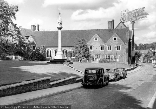 Berkhamsted, The School, The School House c.1960