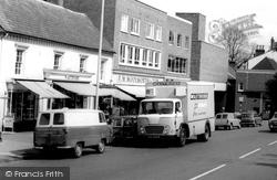 Berkhamsted, Vans, High Street c.1965