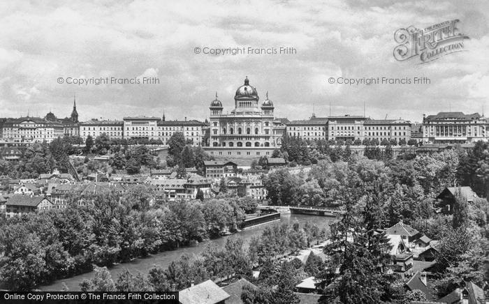 Photo of Berne, c.1920