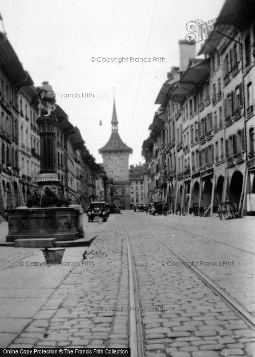 Photo of Berne, c.1939