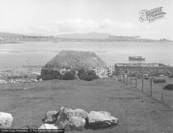 Photo of Berneray, Croft House 1963