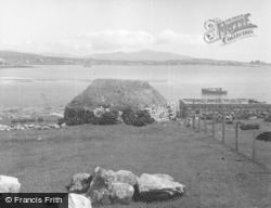 Berneray, Croft House 1963
