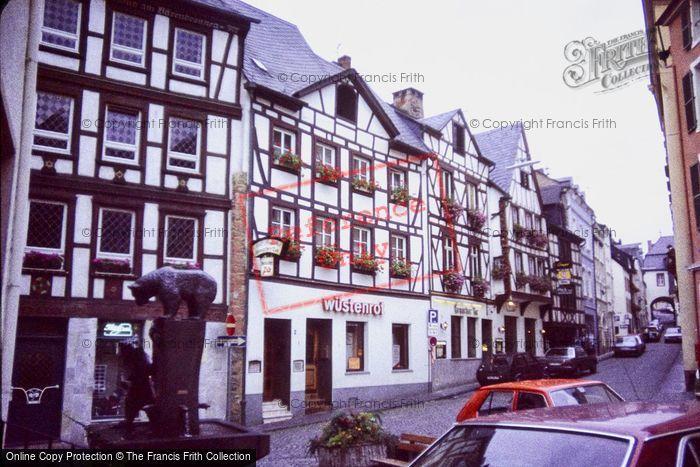 Photo of Bernkastel Kues, c.1985