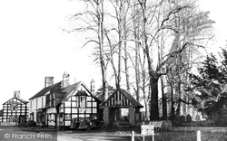 Berriew, The Lychgate c.1955