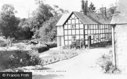 Berriew, The Mill House c.1955