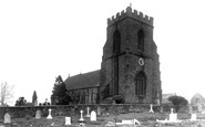 Berrington, the Church c1960