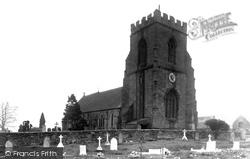 All Saints Church c.1955, Berrington