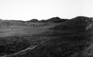 Berrow, And Burnham Golf Links c.1955
