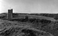 Berrow, Church c.1955