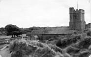 Berrow, Church c.1960