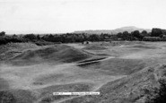 Berrow, From Golf Course c.1955