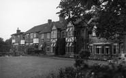 Berrow, Kathleen Chambers Home For The Blind c.1950