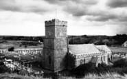 Berrow, St Mary's Church c.1960