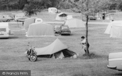 Berry Hill, Campers, Forest Park Camp c.1965