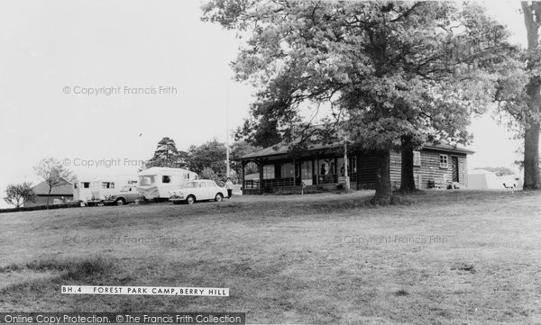 Berry Hill, Forest Park Camp c1965