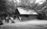 Berry Hill, Log Cabin, Yat Rock c.1965