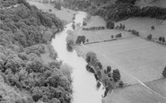 Berry Hill, Symonds Yat Rock c.1965