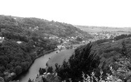 Berry Hill, View From Yat Rock c.1965