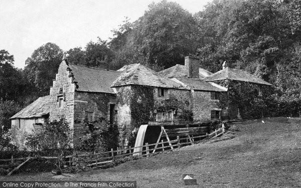Berry Pomeroy, Castle Mill c.1871