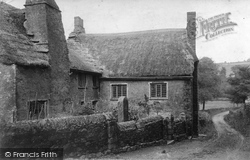 Berry Pomeroy, Parliament Cottage 1905