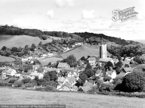 Photo of Berrynarbor, c1960