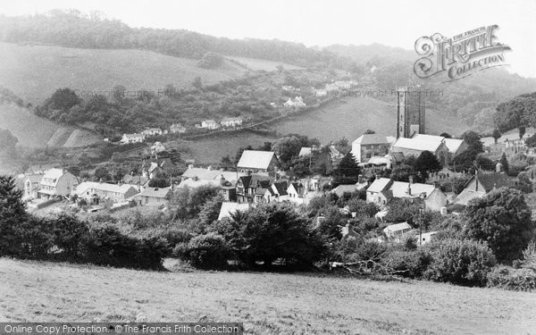 Berrynarbor, General View c.1955