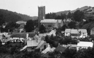 Berrynarbor, St Peter's Church 1934