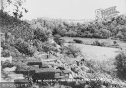 Berrynarbor, The Gardens, Pink Heather c.1965