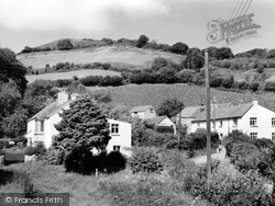 Berrynarbor, The Lees c.1960