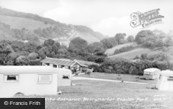 Berrynarbor, Trailer Park c.1960
