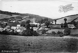 Berrynarbor, Village 1911