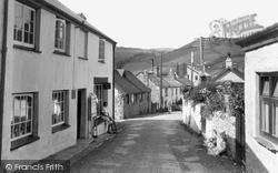Berrynarbor, Village 1940