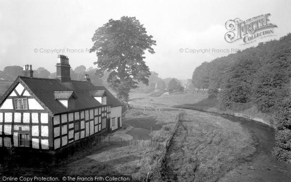 Bersham, Bridge House 1953