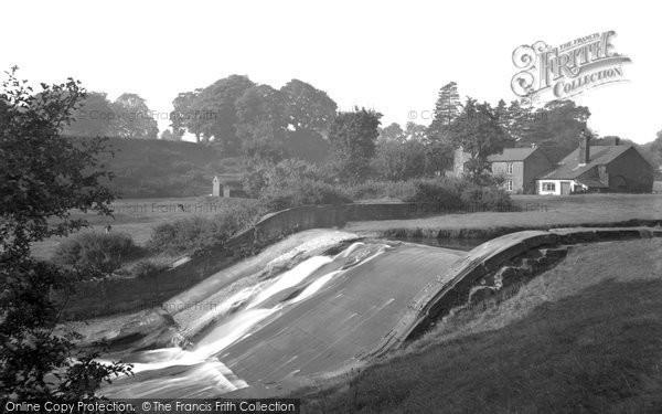 Bersham, Mill Stream 1953