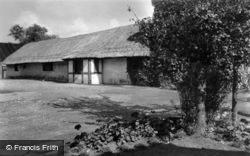 Drusillas Barn c.1955, Berwick