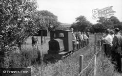 Drusillas Miniature Railway c.1955, Berwick
