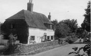Berwick, Drusillas Park, The Cottage c.1955