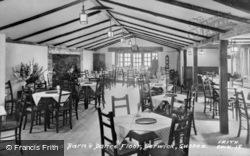 Drusillas Tea Barn And Dance Floor c.1965, Berwick