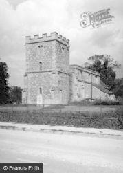 Berwick St James, Church 1958