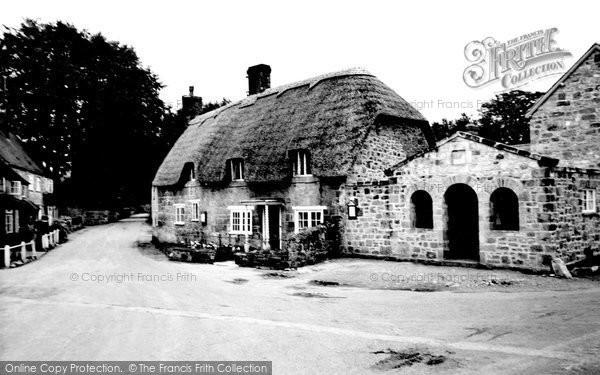 Berwick St John, The Village c.1955