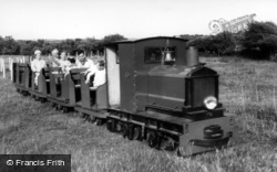 Berwick, The Miniature Railway, Drusillas c.1965