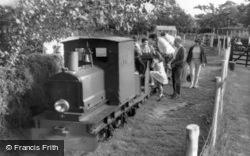 The Miniature Railway, Drusillas c.1965, Berwick